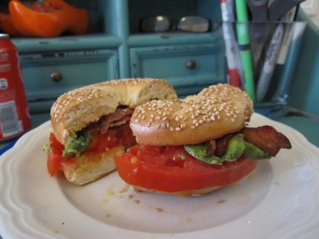 best tomato sammy ever