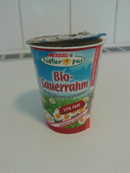 definitely not yogurt (but close)